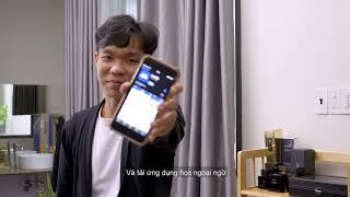 TRẦN MINH HOÀNG - Công an huyện Khánh Vĩnh (Khánh Hoà) - Video Clip Bán kết 1 OLP tiếng Anh
