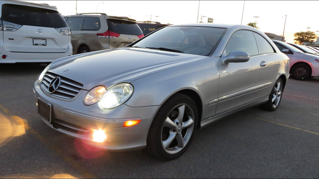 2005 mercedes benz clk 320 review youtube. Black Bedroom Furniture Sets. Home Design Ideas