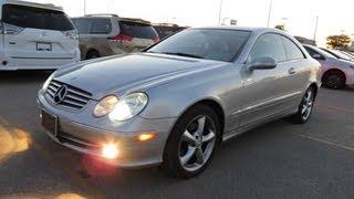 Mercedes CLK Class Videos