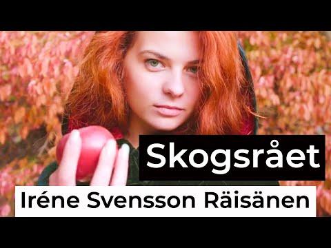 SKOGSRÅET diktvideo av författaren Iréne Svensson Räisänen