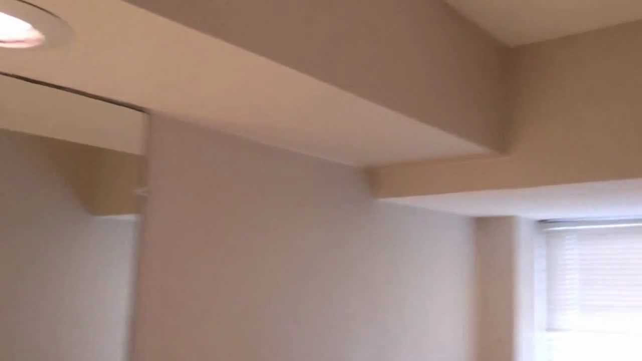 Complete Interior Paint And Texture Over Wallpaper