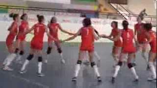 03-07-2014: tdrvolley2014, Il girotondo del Piemonte verso la finalissima femminile
