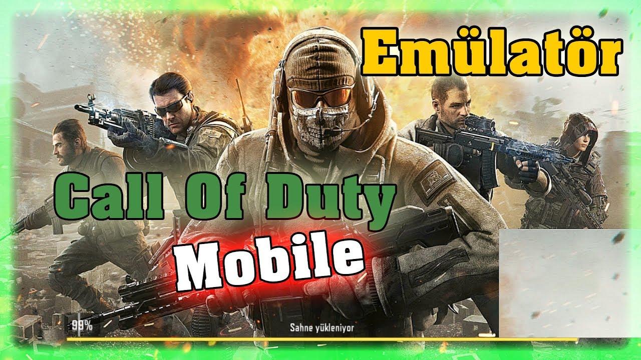Call Of Duty Mobile Emülatörden Oynamak | Nasıl İndirilir? -