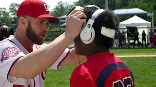Gatorade | From Virtual to Reality | Bryce Harper's Epic Surprise