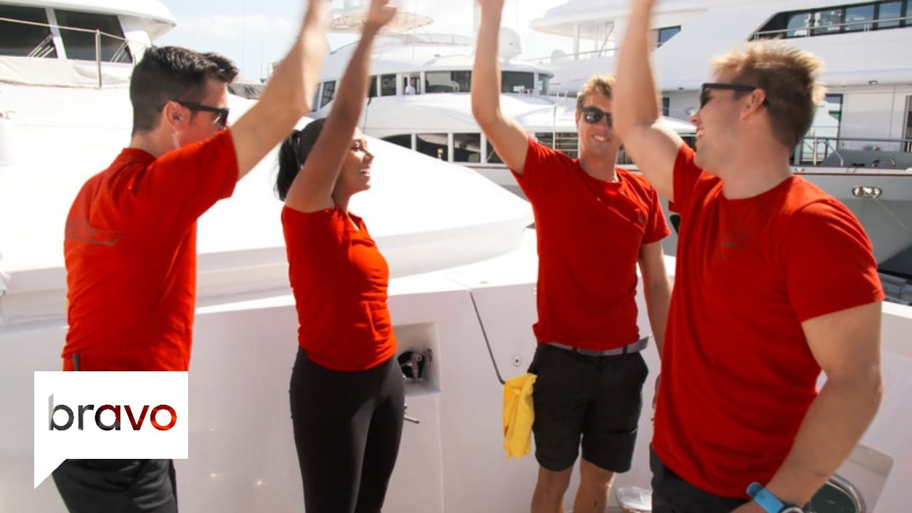 Below Deck Mediterranean: Season 3 Official First Look - Tuesdays at 9/8c |  Bravo