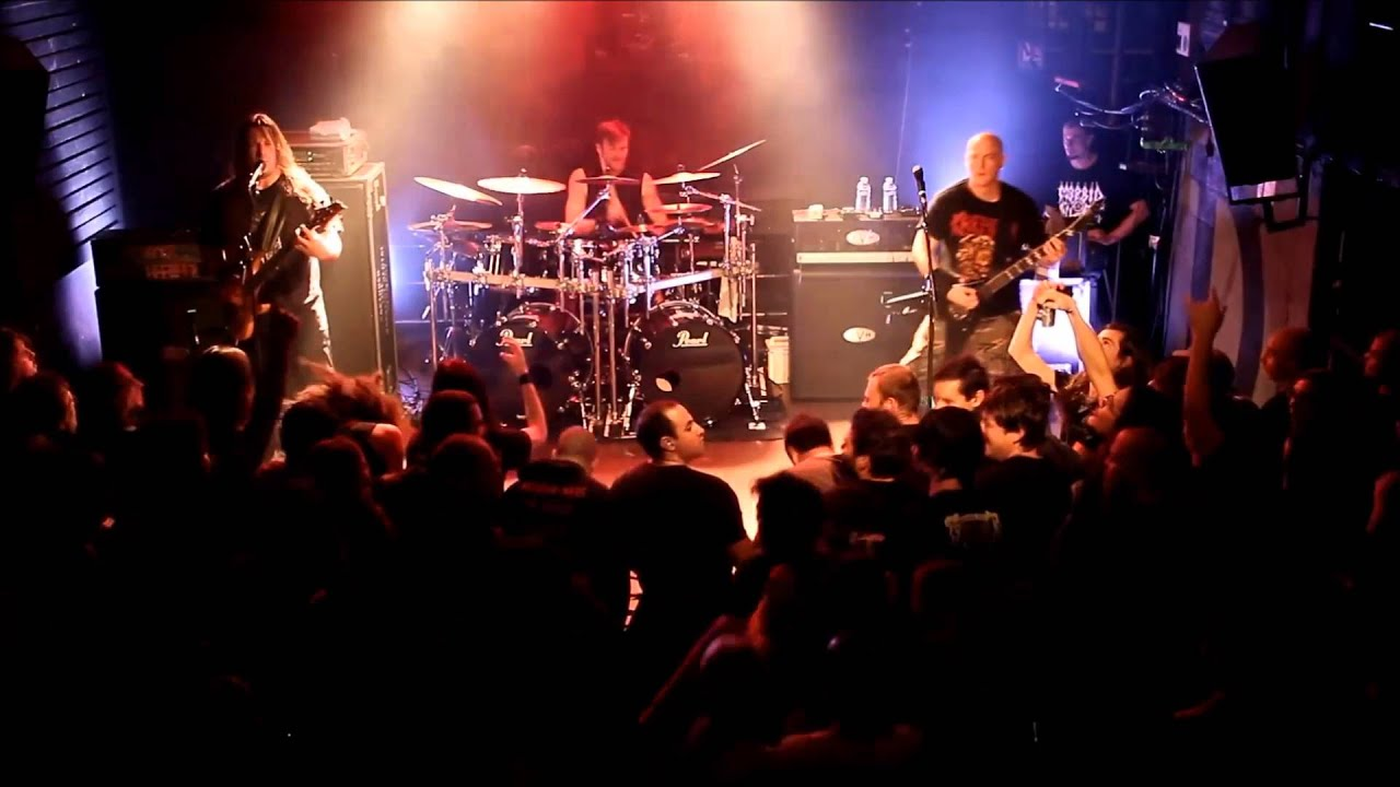 Dying Fetus - In The Trenches (Live HD)