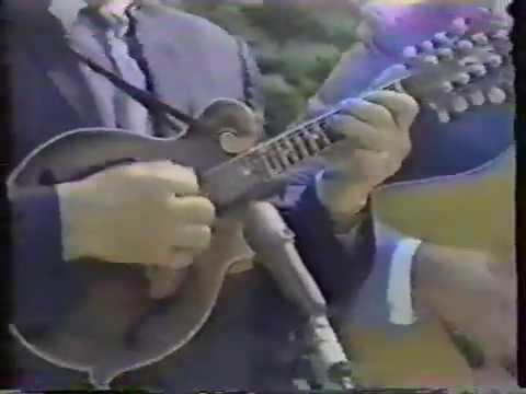 Bill Monroe & BG Boys in the smokies ca 1969