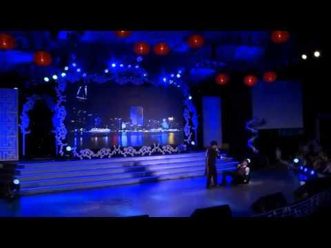 Live show Hoàng Châu Bến Bạch Đằng Trấn Thành – Lý Hải