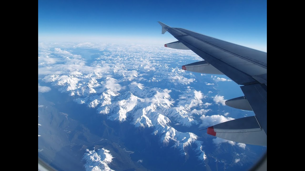 views from a plane - HD1024×768