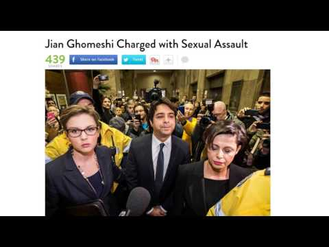 Jian Ghomeshi: The Only Bad Person in Canada - A Dose of Buckley