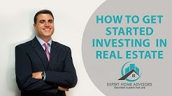 Jacksonville Real Estate Agent: How to Get Started Investing in Real Estate