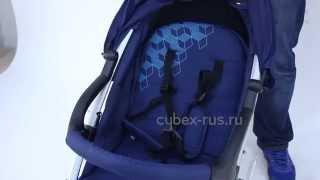 Обзор коляски Cybex Hora(Более подробное описание: http://cybex-rus.ru/shop/strollers/hora/, 2015-10-19T11:08:36.000Z)