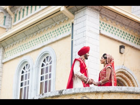 Jasdeep & Emanuel's Wedding - Best Classic Cinematic Edit
