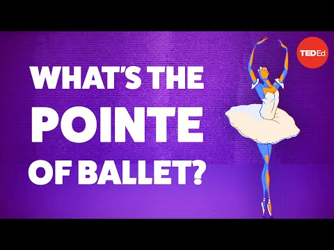 Video image: What's the point(e) of ballet? - Ming Luke