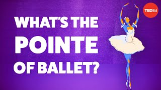 Whats the point(e) of ballet? - Ming Luke