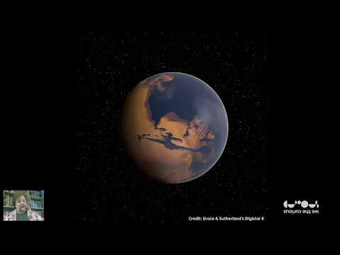 Spring stargazing from your window 6: Where can I find Mars? | We The Curious