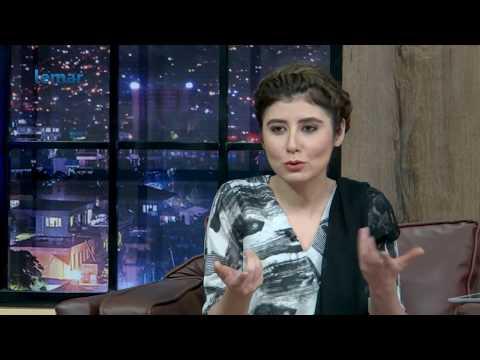 لمر ماښام - د میلمه مقدسه احمدزۍ خبری - دویمه برخه / Lemar Makham - Moqadasa Ahmadzai Talks - Part 2 thumbnail