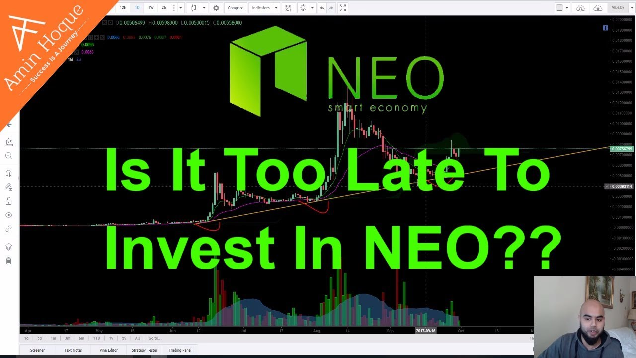price cryptocurrency neo