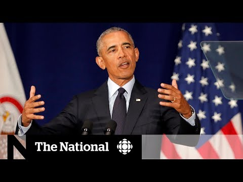 Obama's passionate political speech could have unintended consequences