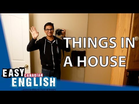 Super Easy English unit 2 Things and rooms in a house