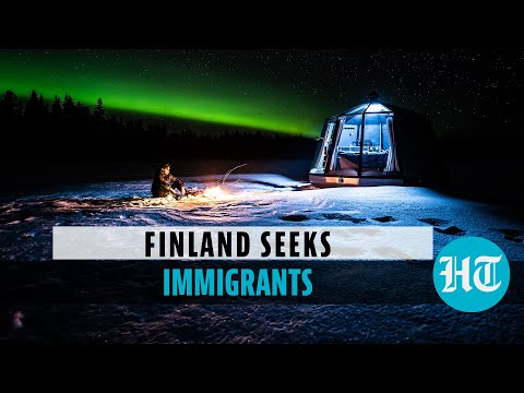 Should you move to 'world's happiest country'? Why Finland wants migrants, and the pitfalls