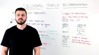 How to Deliver JSON-LD Recommendations the Easy Way - Whiteboard Friday