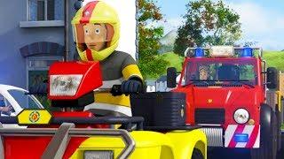Sam le Pompier francais   Sam et les situations risquées   Épisode Complet   Dessin Animé