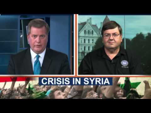 How international law applies to crisis in Syria