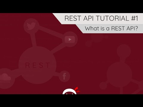 REST API Tutorial #1 - What is a REST API?
