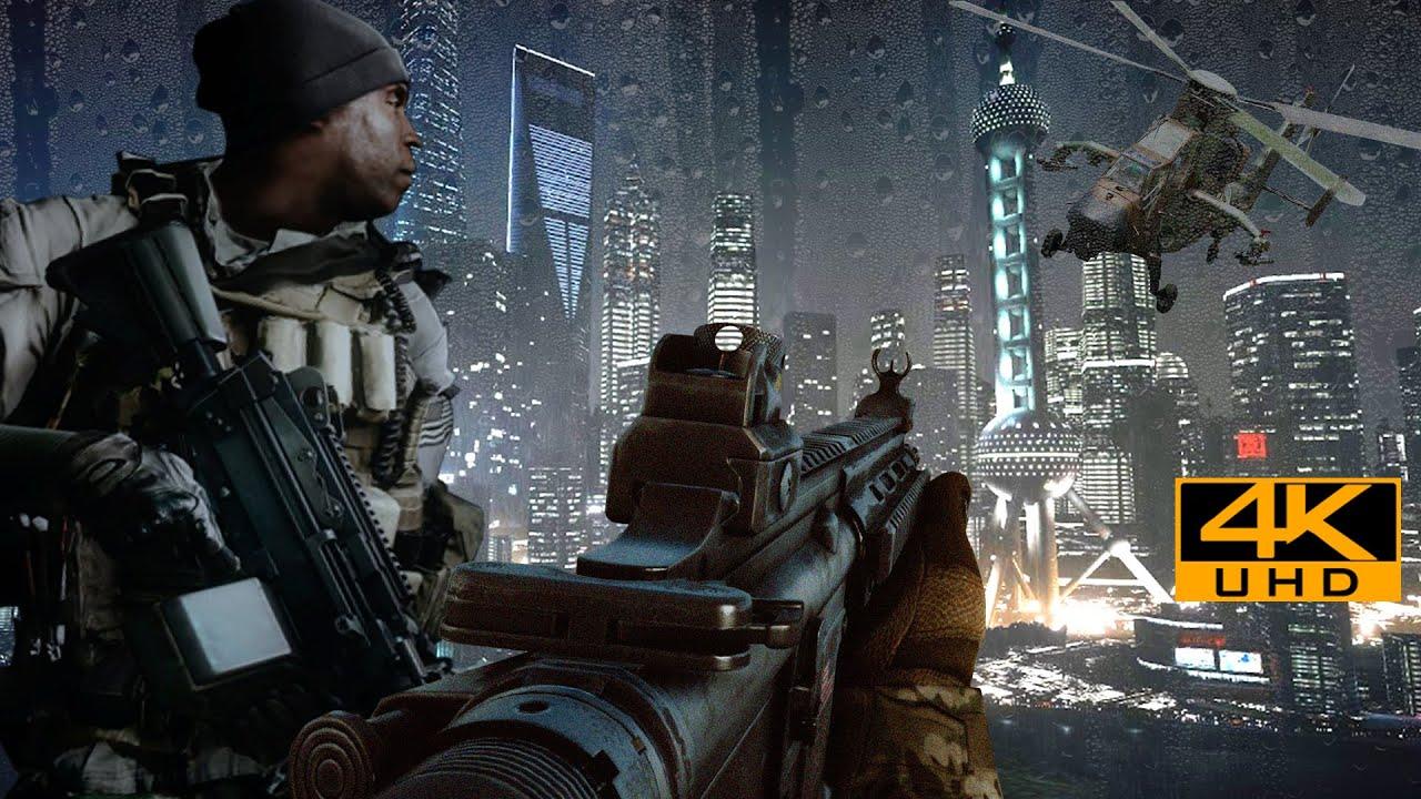 The Raid | Realistic Immersive Gameplay [4K UHD 60FPS] Battlefield