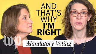 Should voting be mandatory? | And That's Why I'm Right