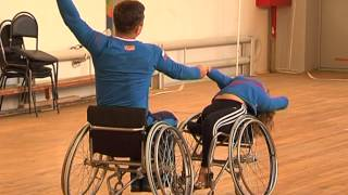 Сюжет   Инвалиды колясочники   23 12 13