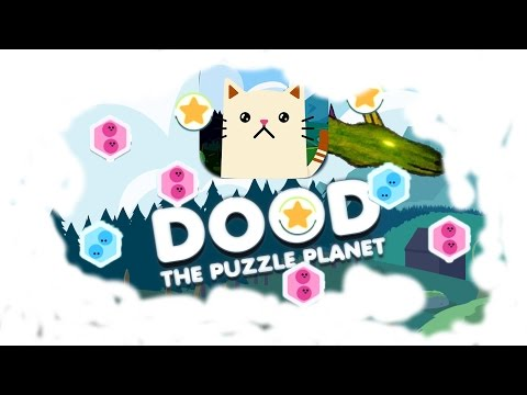 Helping a Cat Capture Blob Farms on His Puzzle Quest About Blobs - Dood: The Puzzle Planet