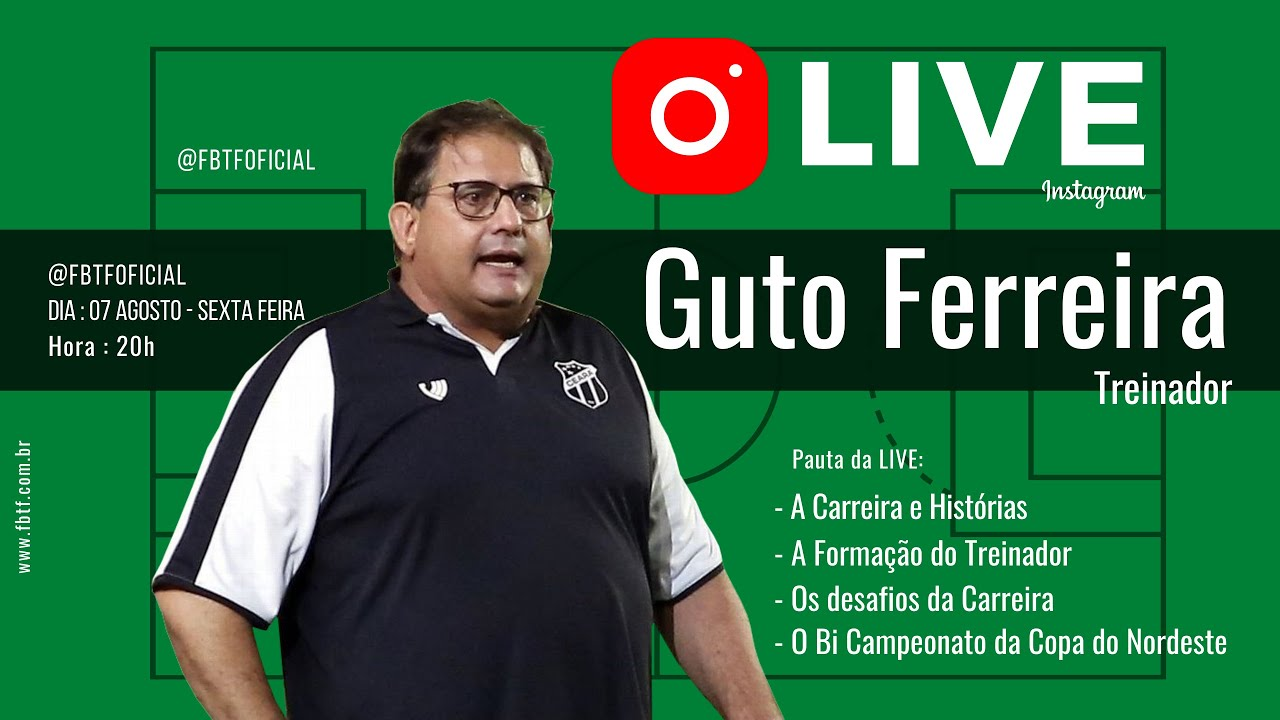 Guto Ferreira x FBTF LIVE