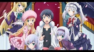 [ANIME NAME]Top 10 most viewed anime harem & echi