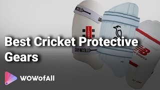Best Cricket Protective Gears in India: Complete List with Features, Price Range & Details - 2019
