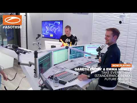 Gareth Emery & Emma Hewitt - Take Everything (STANDERWICK Remix) [#ASOT898] **FUTURE FAVORITE**