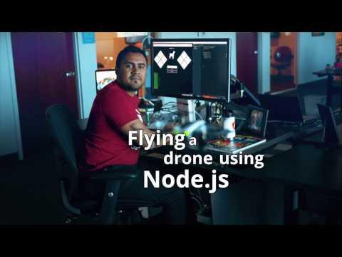 JavaScript Drone App