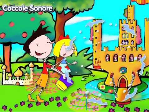 Oh che bel Castello - Italian Songs for children by Coccole Sonore