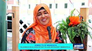 SALAAMAHA EID AL-ADHA EE EAST VILLAGE RESTAURANT MINNEAPOLIS
