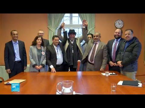 محادثات متواصلة في عمان للوصول إلى اتفاق لتبادل الأسرى بين الحوثيين والحكومة اليمنية  - 17:54-2019 / 1 / 17
