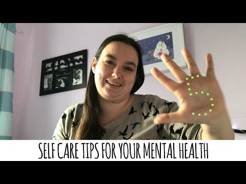 5 Self Care Tips To Look After Your Mental Health | Mrs Hible