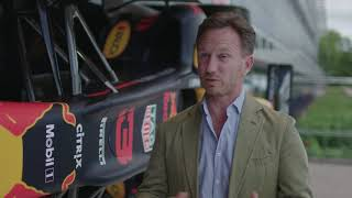 F1 2018 - Christian Horner on the Red Bull Honda agreement for 2019 & 2020