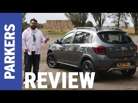 Dacia Sandero Stepway full review | Parkers