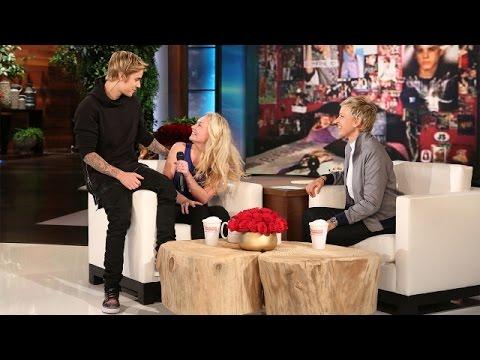 Justin Bieber Meets a Superfan