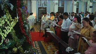 Un Noël synonyme de prières en Indonésie, dix ans après le tsunami