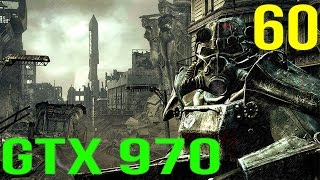 Fallout 3 | GTX 970 | Max settings (Slightly modded)