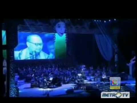 Mengarungi Keberkahan Tuhan - Ebiet G.Ade (Tembang Harmoni Metro TV 07092012)