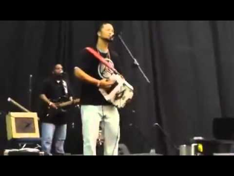 Alphonse Ardoin and the Zydeco Kingz live.. at the Juneteenth festival in Lake Charles LA