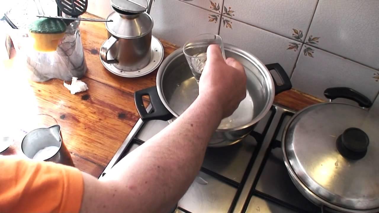 Making off jabon casero para lavadoras automaticas cap - Jabon lavadora casero ...